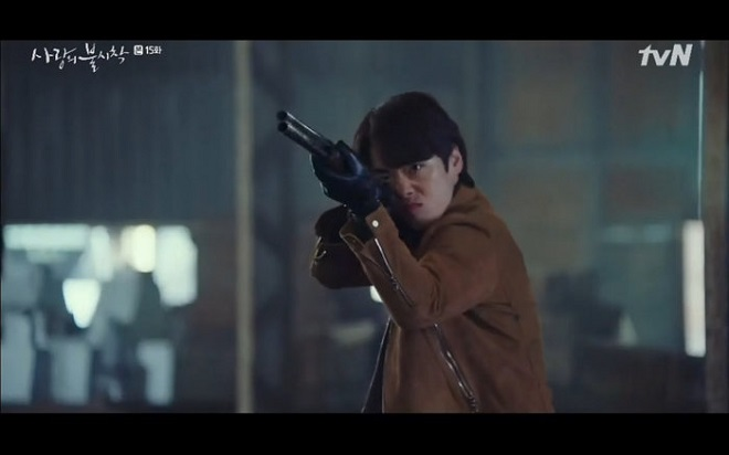 Crash Landing On You tập 15, Hạ Cánh Nơi Anh tập 15, Goo Seung Joon dính đạn lấy nước mắt khán giả, người tình Hyun Bin có qua đời?, xem crash landing on you