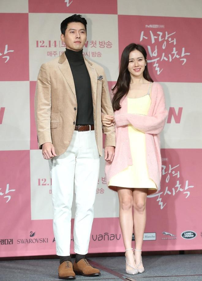 Hyun Bin lên tiếng, tin đồn hẹn hò, nữ chính Hạ cánh nơi anh, Crash Landing On You, hẹn hò