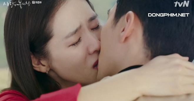 Crash Landing On You, tập 16, tiếc nuối Goo Seung Joon, Hyun Bin hôn người tình viên mãn, Hạ cánh nơi anh, tập cuối, Hyun Bin
