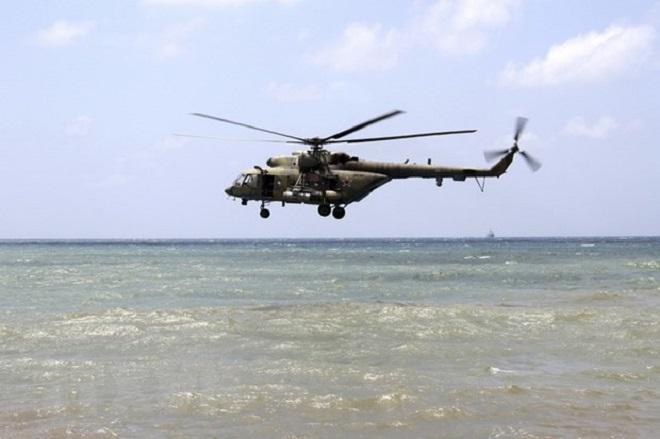 Tìm thấy 12 nạn nhân mất tích, máy bay MI-17 mất tích, Idonesia tìm ra 12 thi thể