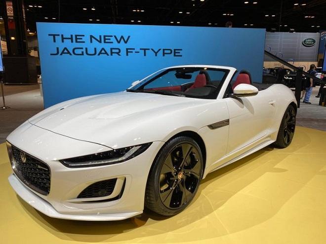 Triển lãm ô tô Chicago, Chicago Auto Show 2020, triển lãm xế hộp tại Mỹ, Jeep,Mercedes Benz, Toyota, Jaguar