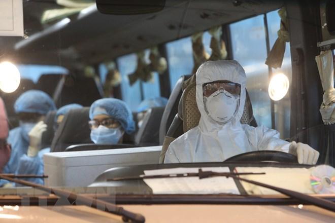 30 công dân Việt Nam trở về từ Trung Quốc, Virus corona, corona dịch, dịch viêm phổi, Việt Nam đón 30 công dân về từ Vũ Hán