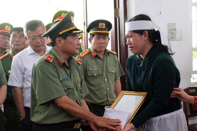 Đại úy Công an hy sinh bảo vệ Tết, Tết Xuân Canh Tý 2020, Công an hy sinh khi làm nhiệm vụ, Cần Thơ