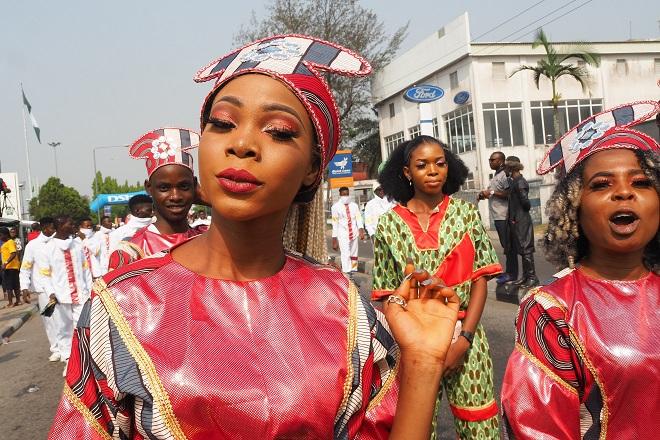Nigeria, rực rỡ sắc màu tại Calabar Carnival, Lễ hội quốc tế Calabar Carnival, Châu Phi
