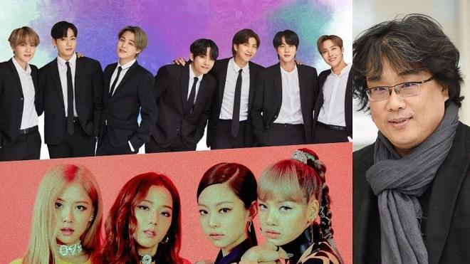 BTS, Blackpink, Bong Joon Ho, 100 người châu Á có tầm ảnh hưởng nhất