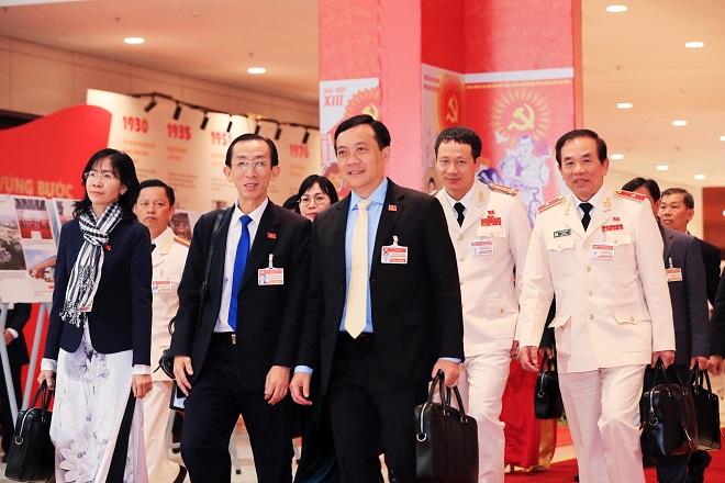 Hà Nội, Đại hội XIII, Đảng