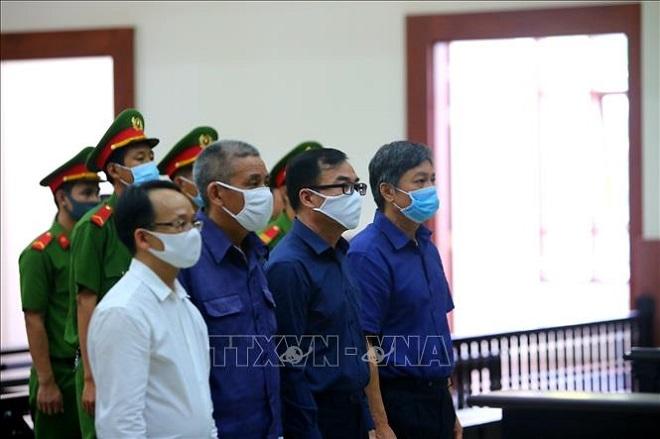 Nguyễn Thành Tài, UBND, kháng cáo, kháng nghị