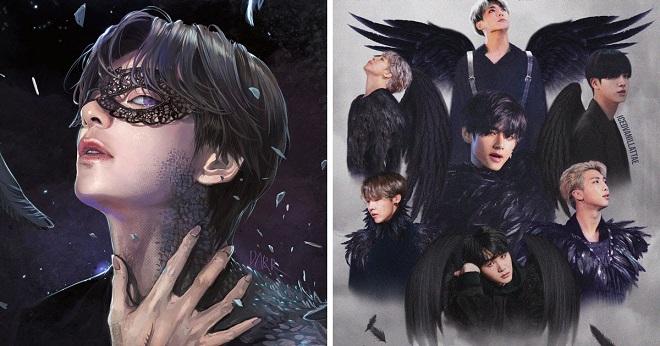 BTS, BTS thành viên, BTS tin tức, Black Swan, MV, BTS YouTube, BTS Bangtan Bomb, Jimin, RM, J-Hope, Jungkook