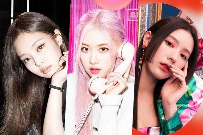 Blackpink, Kpop, Oh My Girl, Rose, Blackpink tin tức, Blackpink thành viên, Jennie, Mamamoo