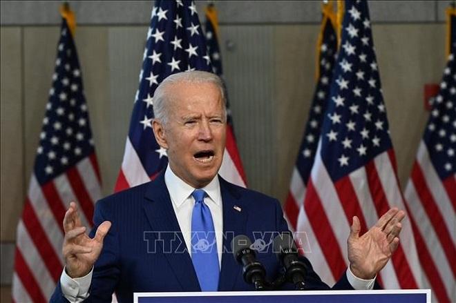 Bầu cử Mỹ 2020, Joe Biden, Barack Obama, Bầu cử, Nhà Trắng