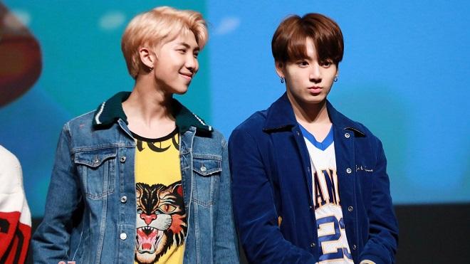 BTS, BTS tin tức, BTS thành viên, RM, Jungkook, Kpop, BTS Idol, BTS Jungkook