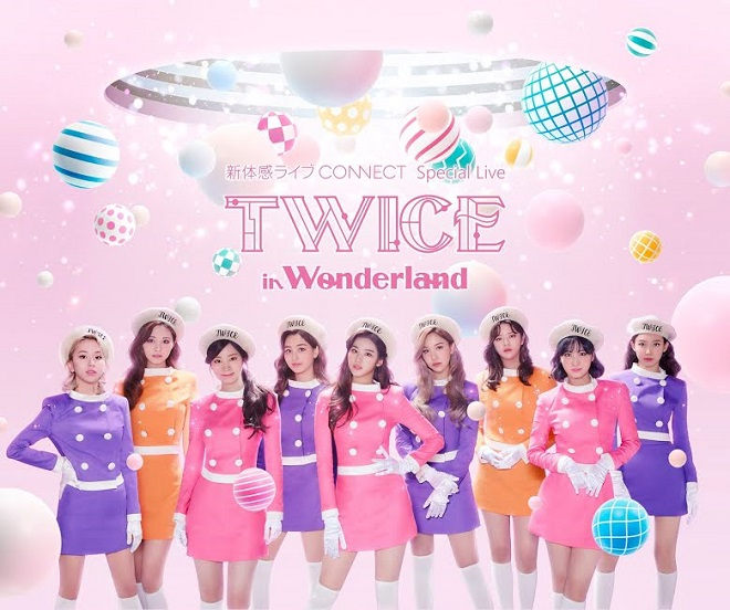 Twice, Twice tin tức, Kpop, Blackpink, Concert, online, Twice In Wonderland