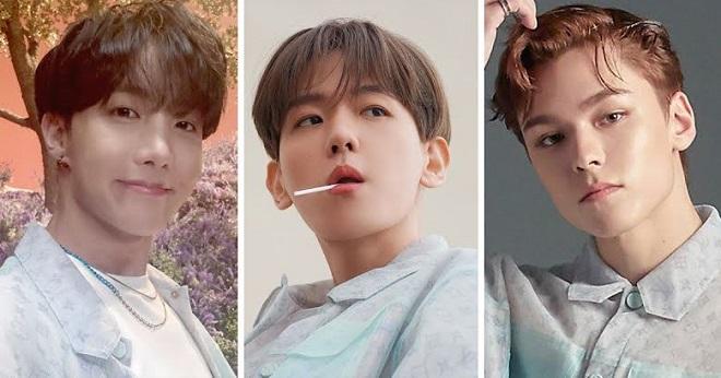 BTS, BTS tin tức, BTS thành viên, J-Hope, Vernon, Baekhyun, Kpop, BTS Idol