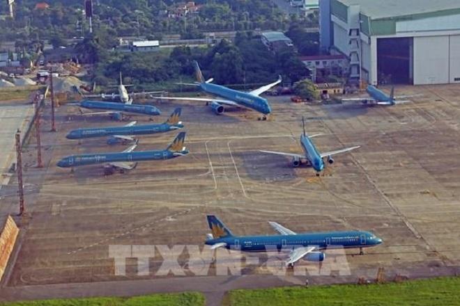 đường bay, Việt Nam, quốc tế