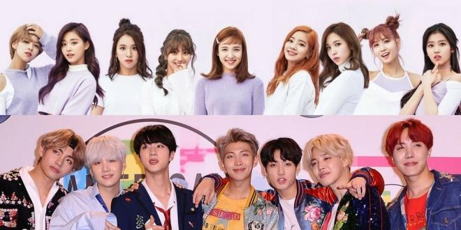 BTS, BTS tin tức, Kpop, BTS idol, BTS album, EXO, Twice, Mamamoo, GOT7, iKON, Ghost9, Wanna One, UP10TION, BTS idol, BTS Festa 2021, BTS Muster 2021