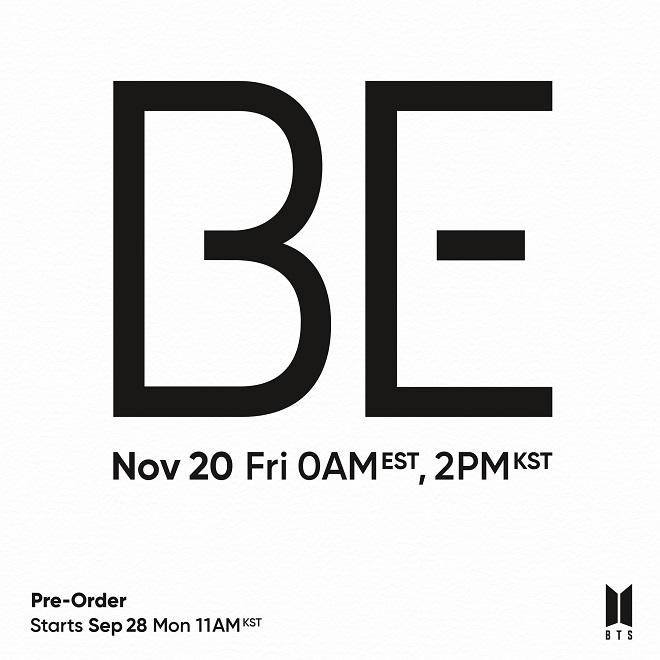 BTS, BTS tin tức, BTS album, BTS 2020, BTS BE, BE