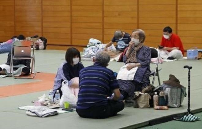 Nhật Bản, siêu bão, Haishen, Siêu bão Haishen, mạnh nhất trong nhiều thập kỷ, Nhật, Tokyo