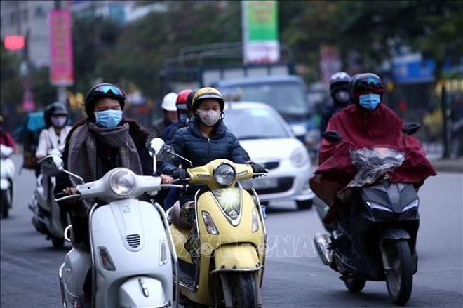 Dự báo thời tiết, thời tiết, Hà Nội, Đà Nẵng, Huế, Lạnh, Dông
