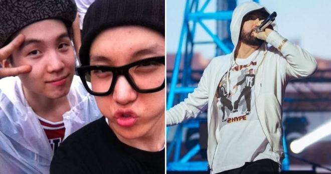 BTS, BTS tin tức, BTS thành viên, KPop, ARMY, Eminem, BTS Suga, Suga, Suga BTS, RM, RM BTS, BTS RM, J-Hope, BTS J-Hope, J-Hope BTS, BTS album, BTS profile, BTS youtube