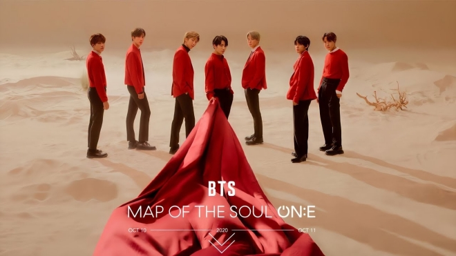 BTS, BTS tin tức, BTS concert, Map Of The Soul ON:E, Bang Bang Con The Live, BTS YouTube