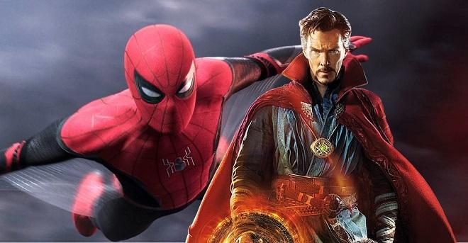 Spider-Man, Người Nhện, Spider-Man 3, Doctor Strange, Tom Holland, Benedict Cumberbatch, Marvel, MCU, Disney