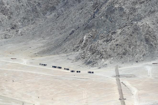 Ấn Độ, Trung Quốc, biên giới