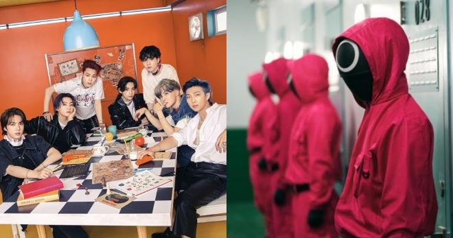 BTS, BTS tin tức, BTS thành viên, Kpop, ARMY, Simon Pegg, Netflix, Squid Game, Trò chơi con mực, Squid Game Netflix, Netflix Squid Game, Jin, Jin BTS, BTS Jin, BTS