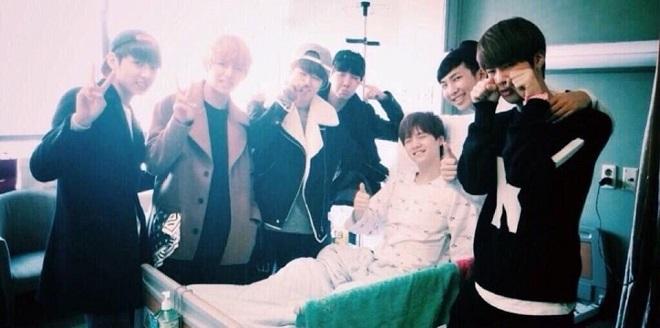 BTS, BTS tin tức, BTS thành viên, BTS Suga, ARMY, Kpop, phẫu thuật
