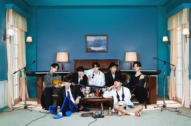 BTS, Zico, Kpop, IU, NCT, Gaon, BTS tin tức, BTS bài hát