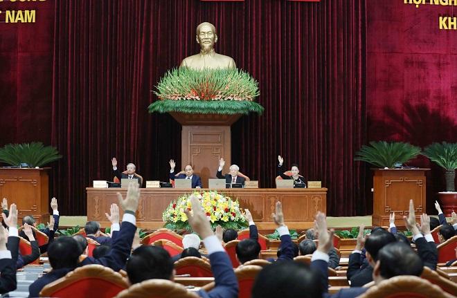 Hà Nội, Hội nghị Trung ương 15, Nguyễn Phú Trọng