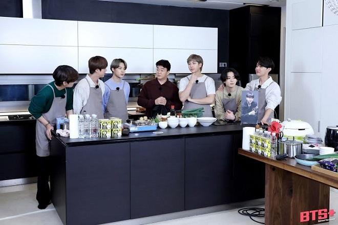 BTS, Jin, Jimin, Suga, BTS tin tức, BTS thành viên, BTS Idol