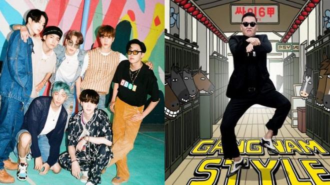 BTS, BTS tin tức, BTS YouTube, Kpop, Dynamite