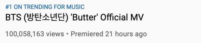 BTS, BTS tin tức, BTS thành viên, Kpop, BTS Youtube, BTS MV, BTS Butter, Butter, Butter BTS, ARMY, BTS video, BTS idol, BTS kỷ lục