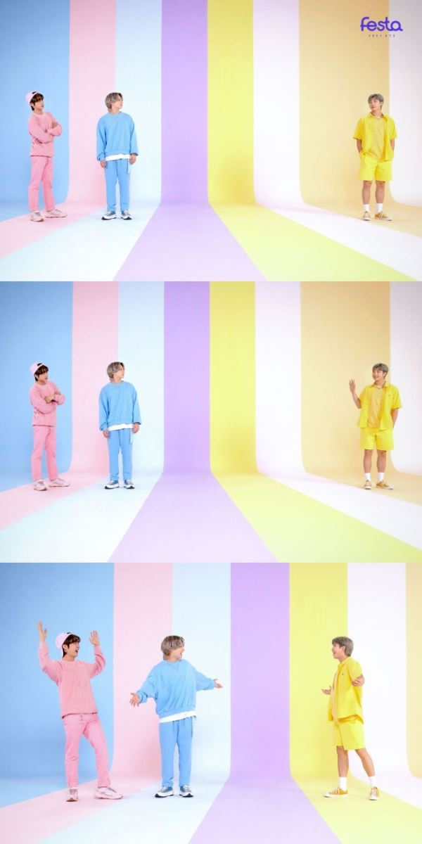 BTS, BTS tin tức, BTS thành viên, BTS idol, Kpop, BTS FESTA, FESTA 2021, Jungkook, Jin, Jimin, Suga, J-Hope, RM, V, BTS Family Portrait