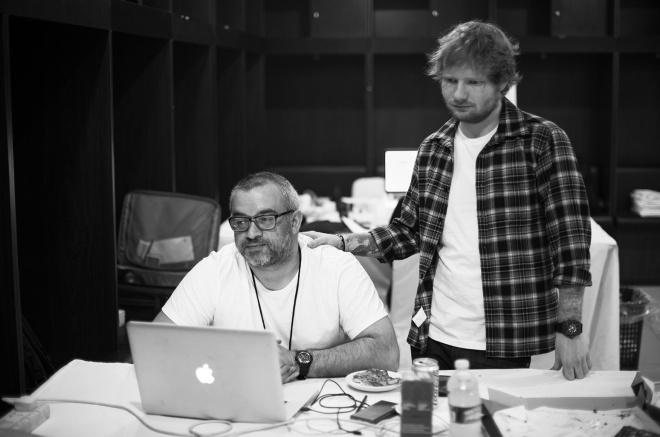 Ed Sheeran, Ed Sheeran album, Bad Habits, Stuart Camp