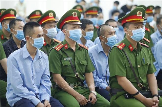 Đồng Tâm, bị cáo, vụ án, Hà Nội