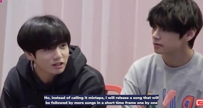 BTS, BTS tin tức, BTS thành viên, Jungkook, BTS Idol, Dis-ease, JJK1