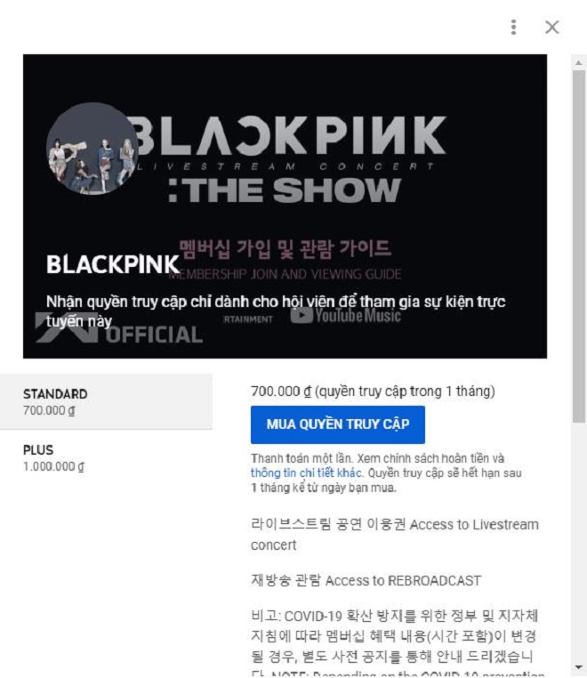 Blackpink, THE SHOW, Blackpink tin tức, Concert, Blackpink YouTube, Kpop