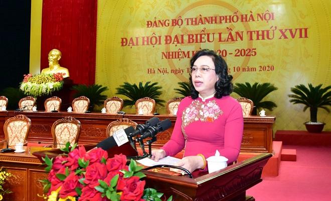 Hà Nội, Đại hội đại biểu lần thứ XVII, Đảng bộ thành phố Hà Nội, phiên trù bị