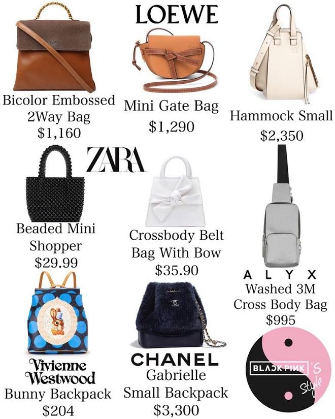 Blackpink, Jennie, Blackpink Jennie, túi xách, bộ sưu tập, Blackpink thành viên