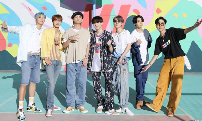 BTS, BTS tin tức, BTS thành viên, Kpop, Billboard, Dynamite, BTS YouTube