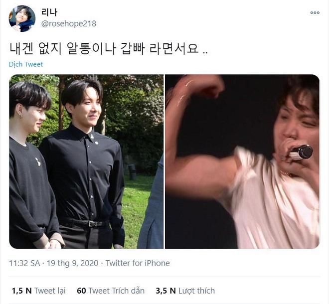 BTS, BTS tin tức, BTS thành viên, BTS J-Hope, J-Hope BTS, ARMY, Kpop