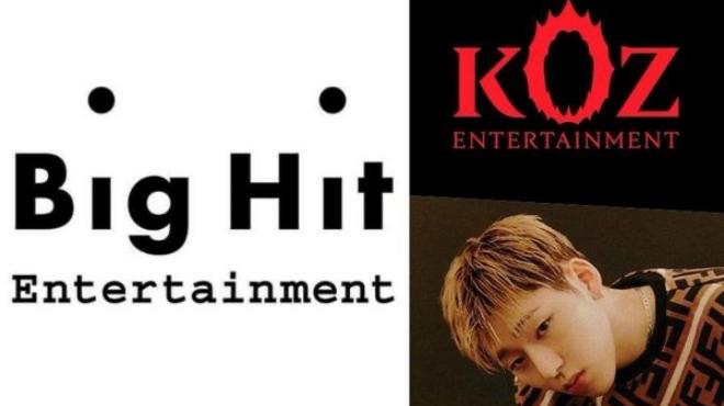 BTS, BTS tin tức, BTS Idol, HYBE, TXT, Zico, Kpop