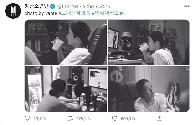 BTS, BTS thành viên, V, J-Hope, ARMY, BTS tin tức, BTS Idol, Kpop