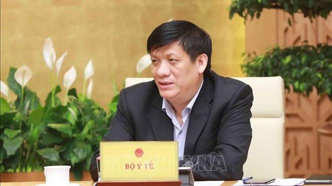 Nguyễn Thanh Long, Bộ Y tế, Bộ Chính trị, Bí thư Ban cán sự đảng Bộ Y tế