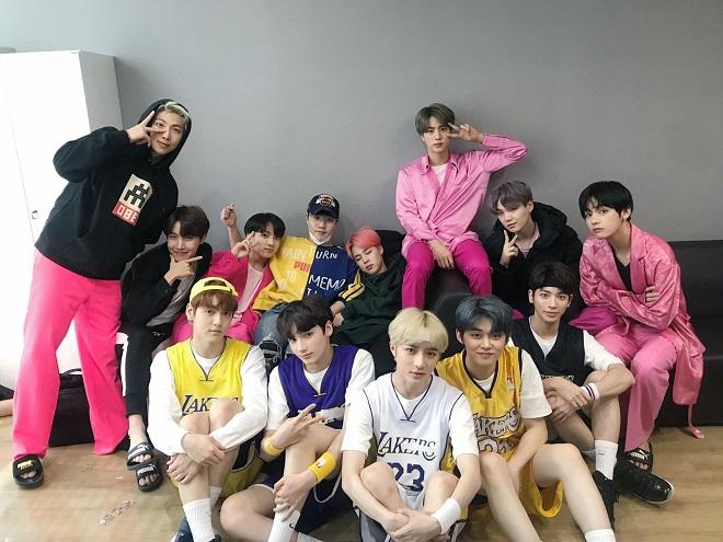 BTS, TXT, sớm có hậu bối, nhóm nhạc nữ, Big Hit, Big Hit Entertainment, thực tập sinh