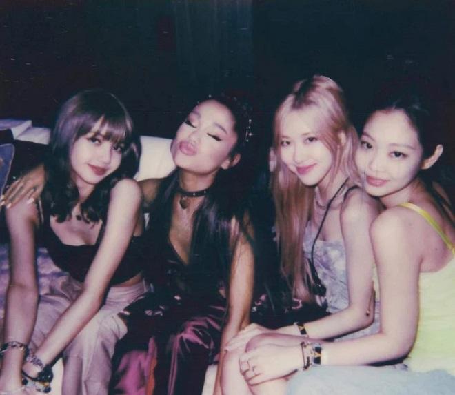 Blackpink, Blackpink tin tức, Blackpink Ice Scream, Ice Scream, Selena Gomez, Ariana Grande, Kpop, Blackpink Lisa, Blackpink Jisoo, Blackpink Jennie, Blackpink Rose
