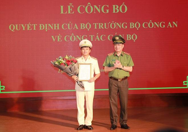 Lạng Sơn, Bổ nhiệm, Giám đốc Công an tỉnh, Thượng tướng Nguyễn Văn Thành, Đại tá Thái Hồng Công