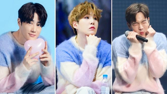 Chiếc áo tạo cơn sốt, showbiz Hàn ai cũng mặc: BTS, EXO, GOT7