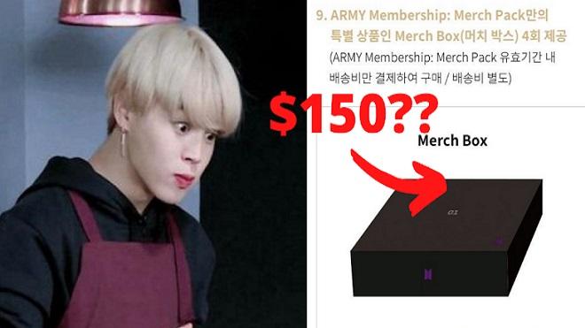BTS tung bộ quà lưu niệm đắt đỏ, ARMY 'kêu trời'